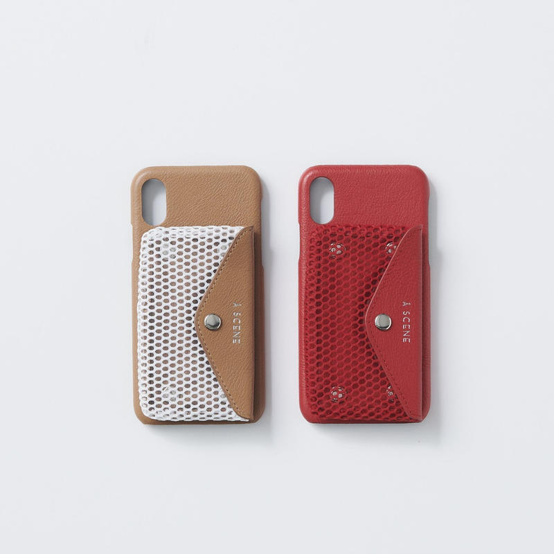 B&C Mesh case (iphone6/6s/7/8 共通サイズ)