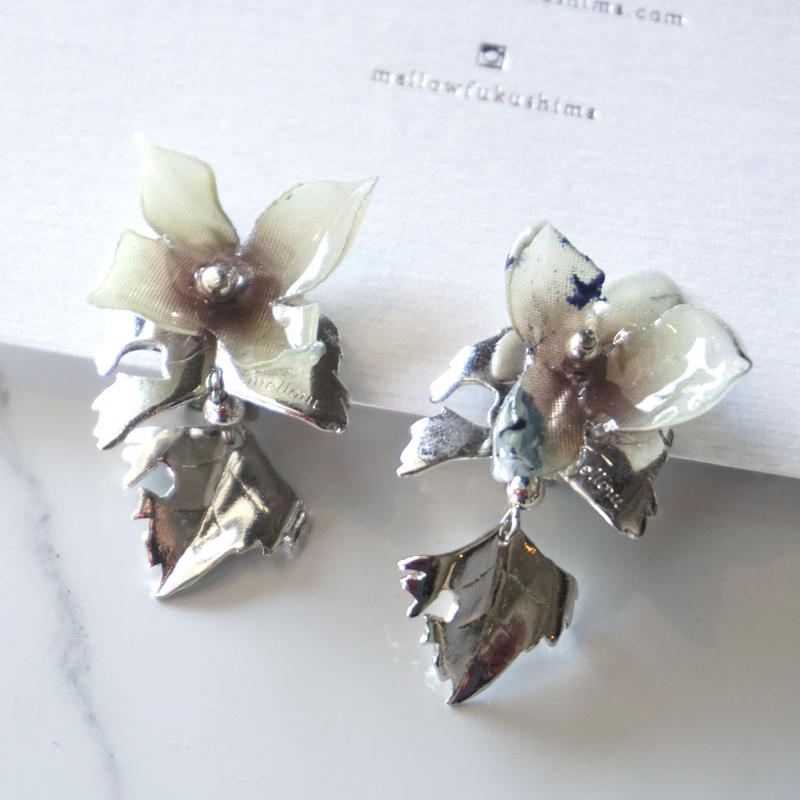 mellow // jelly flower  silver