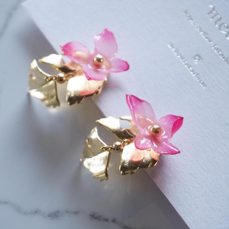mellow // jelly flower gold