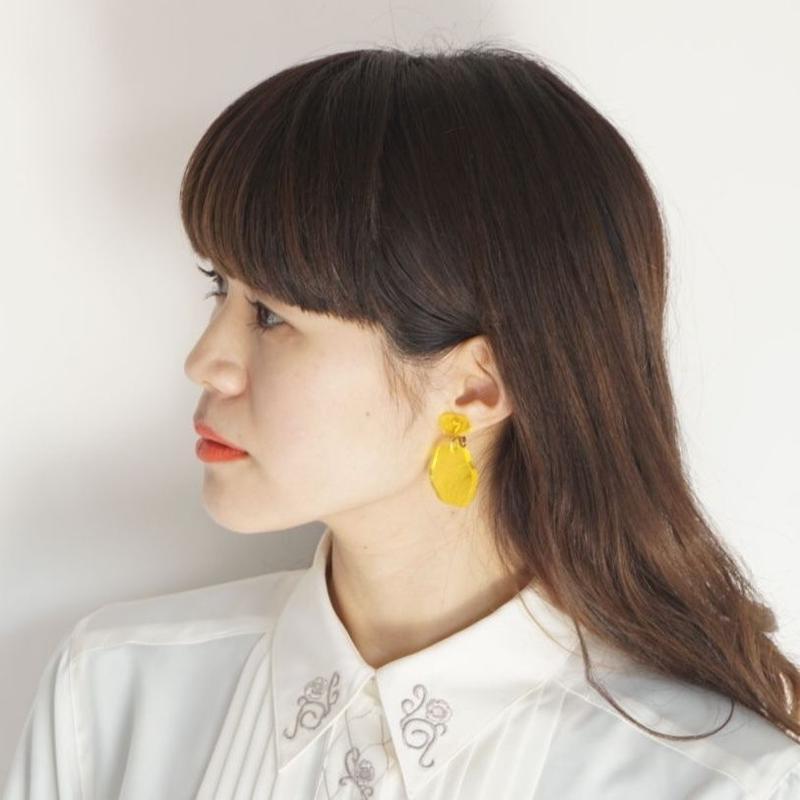 sAn // roo foo ピアス&イヤリング pierced earrings