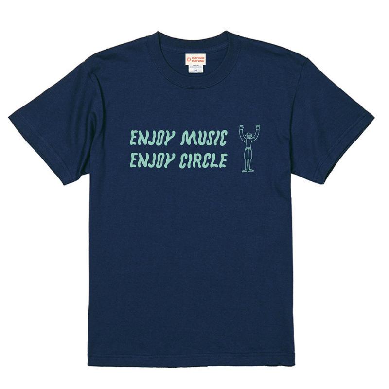 CIRCLE'19  T-Shirts (インディゴ)