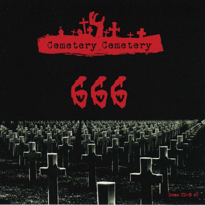 Cemetery Cemetery 1st mini album「666」