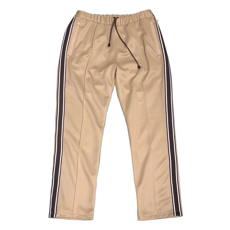 BLISTER JACQUARD JERSEY TRACK PANTS