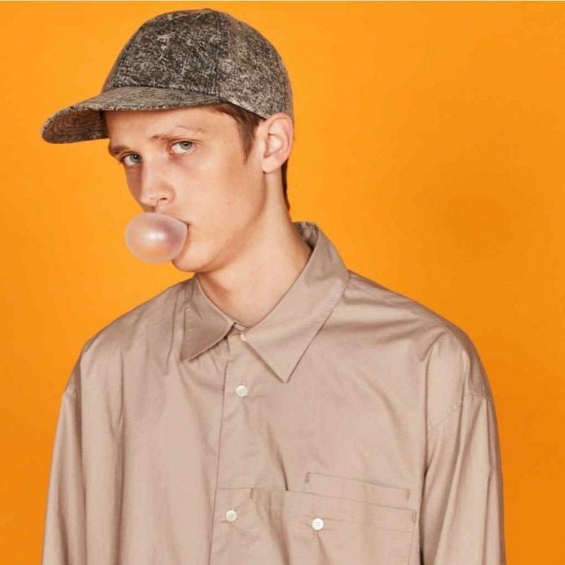 12OZ DENIM CAP (MASACA HAT COLLABOLATION)