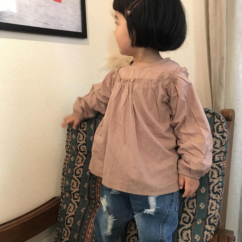 Natural blouse
