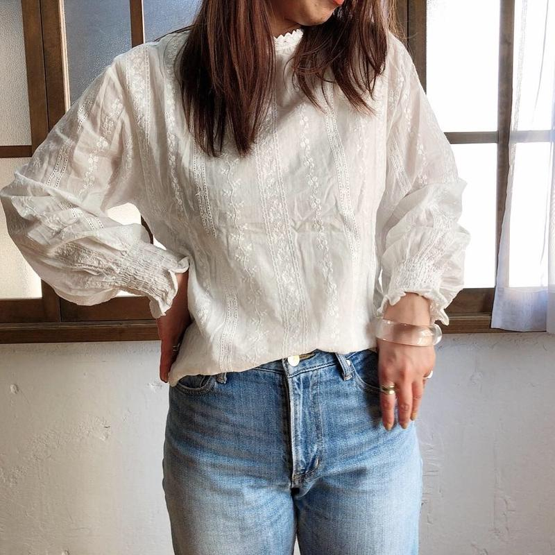 【ladies】Vintage blouse