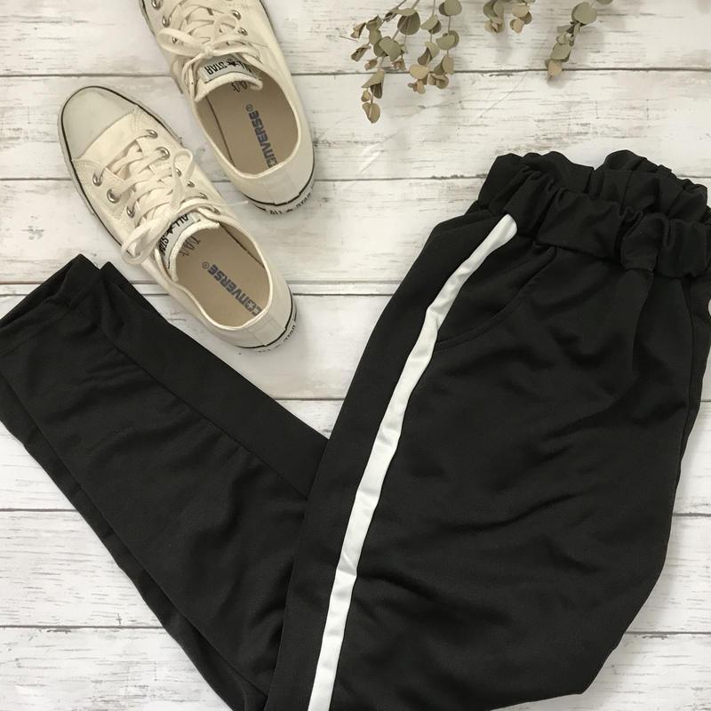 【ladies】Line pants