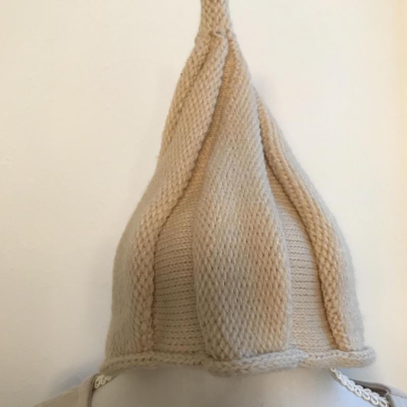 【kids】NEJIRI knit cap