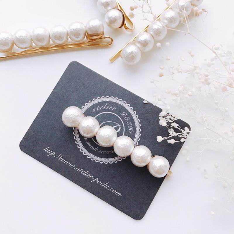 Pearl Pin  I