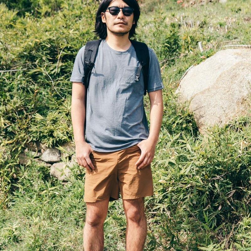 [5/6~発送] Hiker's T-shirt   size: S