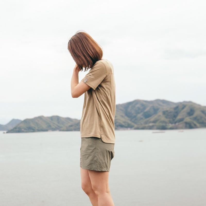 [5/6~発送] Hiker's T-shirt   size: XS