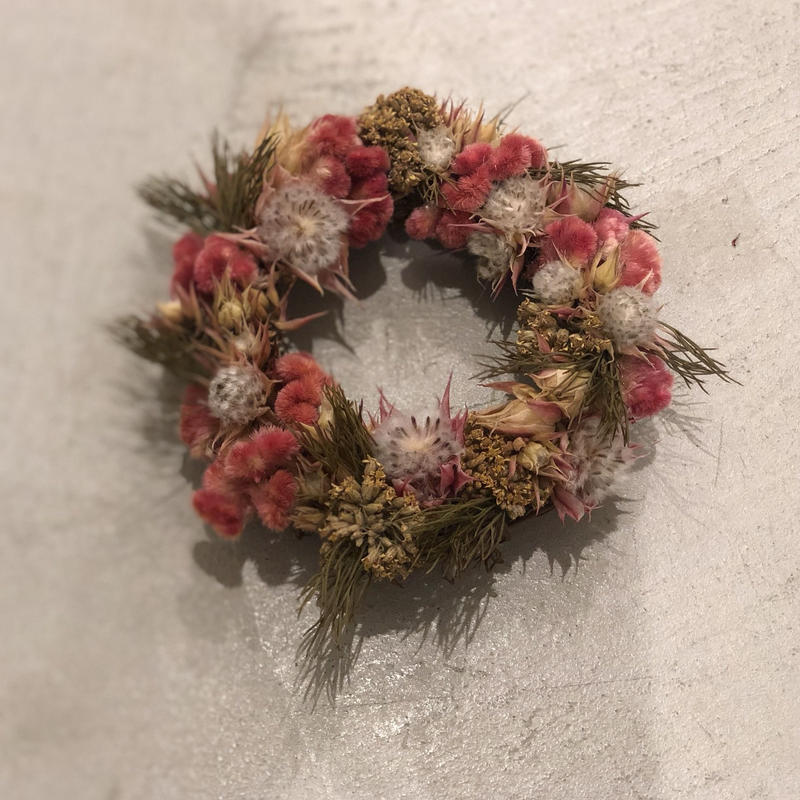 tiny wreathe :  selria