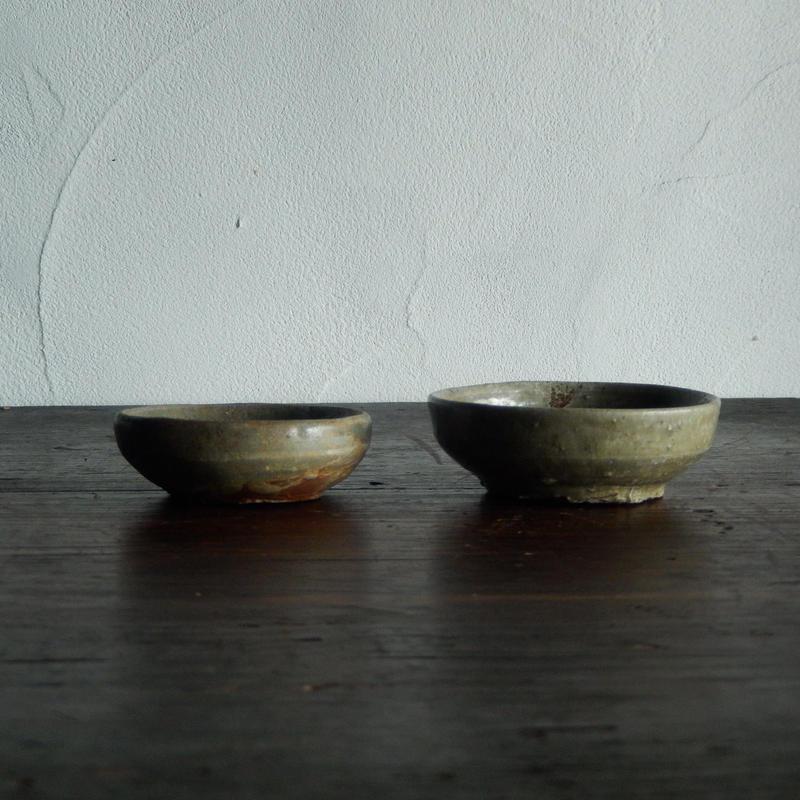 antiques 発掘された豆鉢