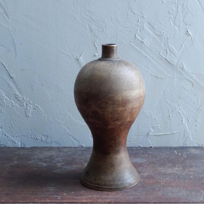 古道具 瀬戸物の瓶子