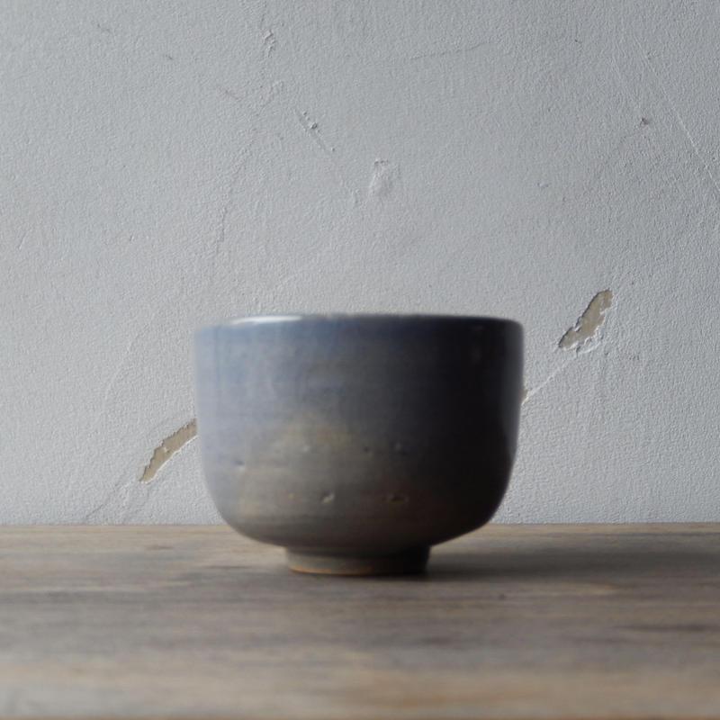 tokiki  丸湯呑み(水色)
