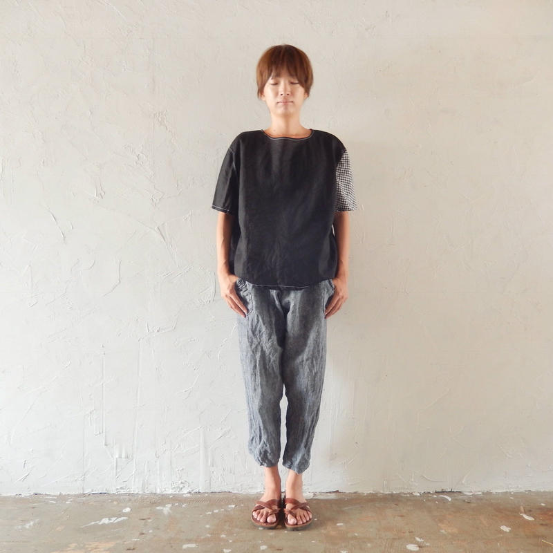 takuroh shirafuji Levain Languid 2nd [Tops : Linen : Boys ]