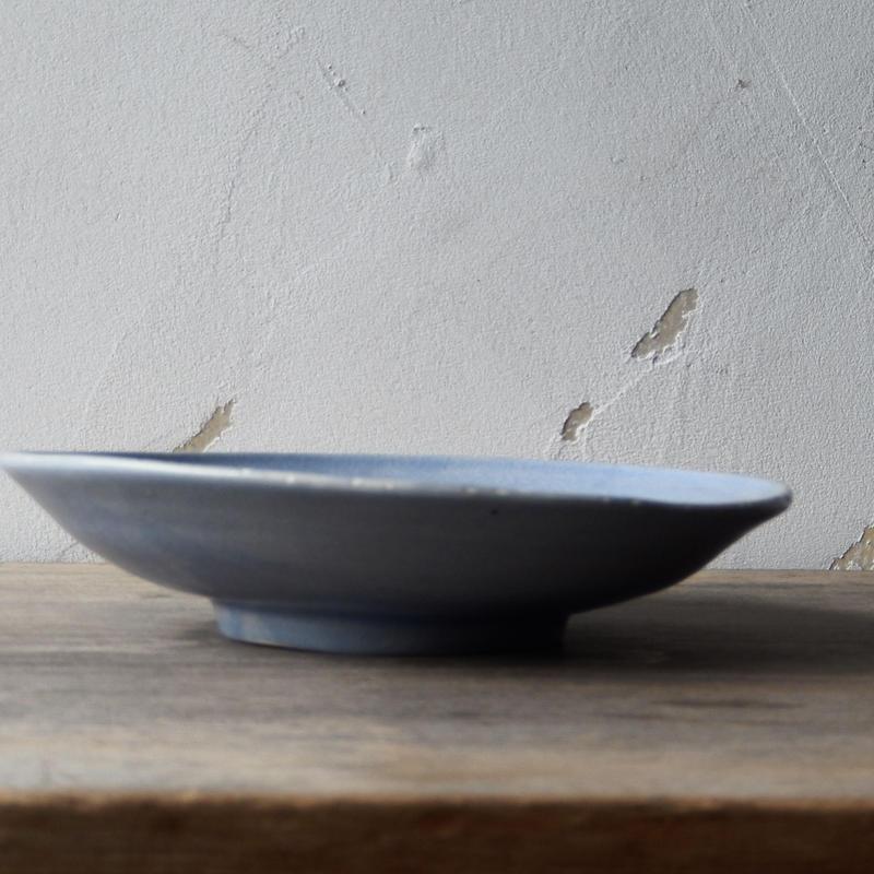 tokiki  5.5寸皿(水色)