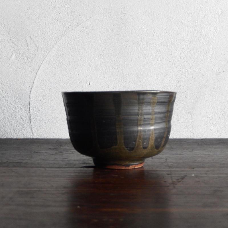 tokiki  丸湯呑み(黒)