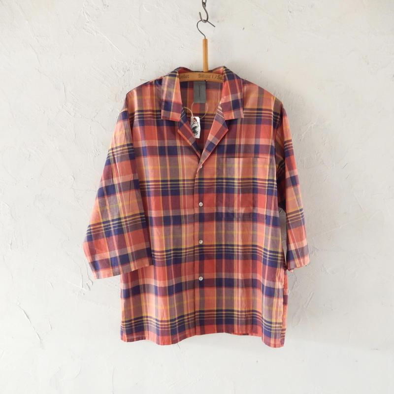 Influence Half Sleeve Shirt Jacket