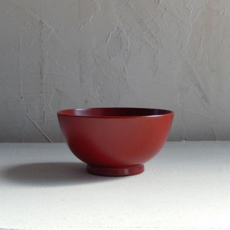 土田和茂  汁椀  小(赤)