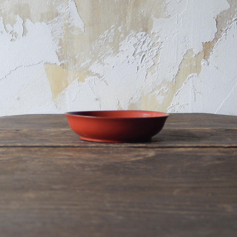 antiques 輪島塗 小皿