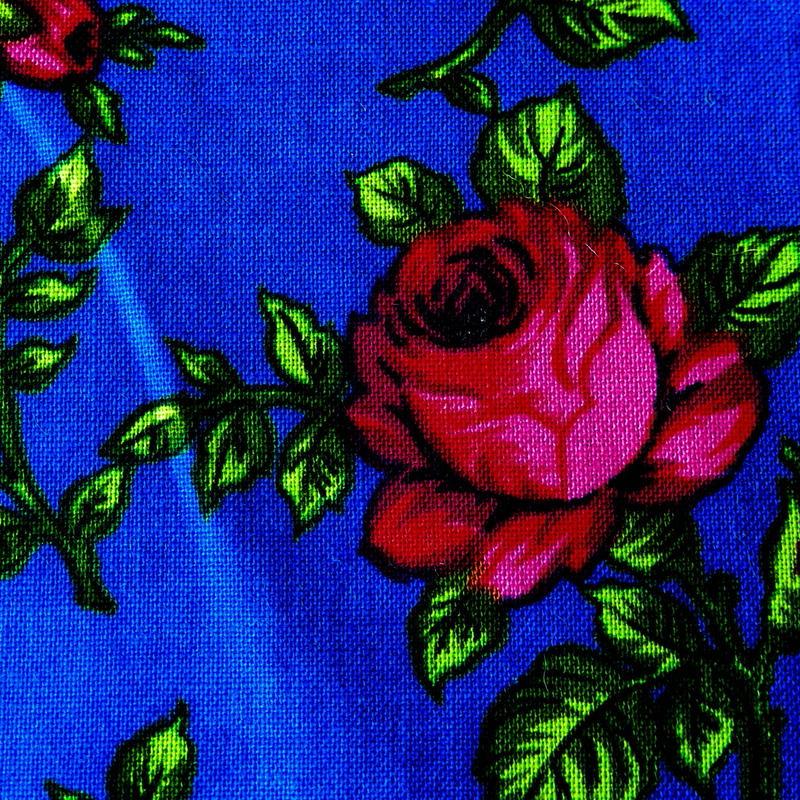 antiques 薔薇のランチョンマット from Switzerland