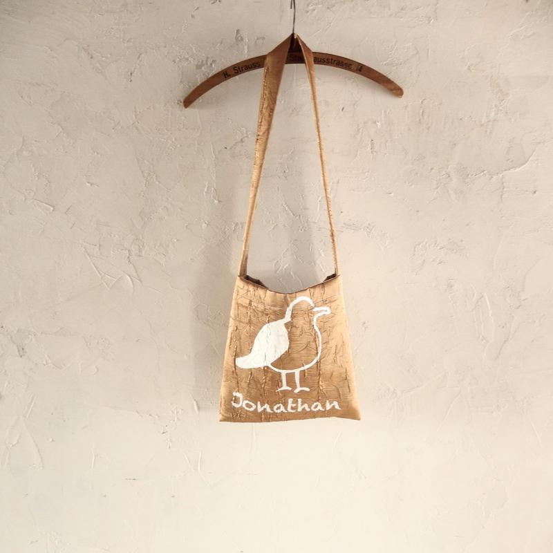 takuroh shirafuji Jonathan Print Shoulder Bag 2
