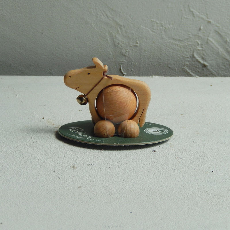 antiques   finkbeiner の牛のおもちゃ(大)
