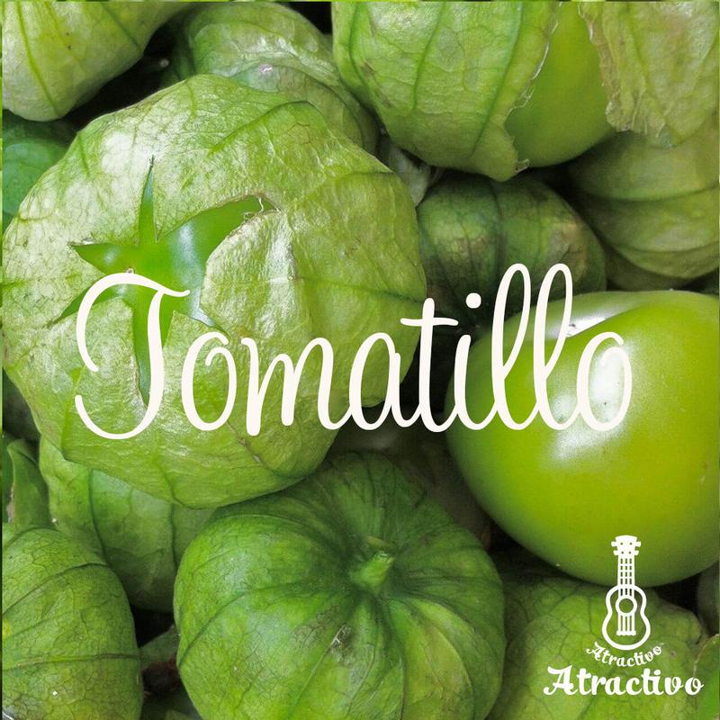 メキシコ料理に欠かせない食材トマティーヨの種
