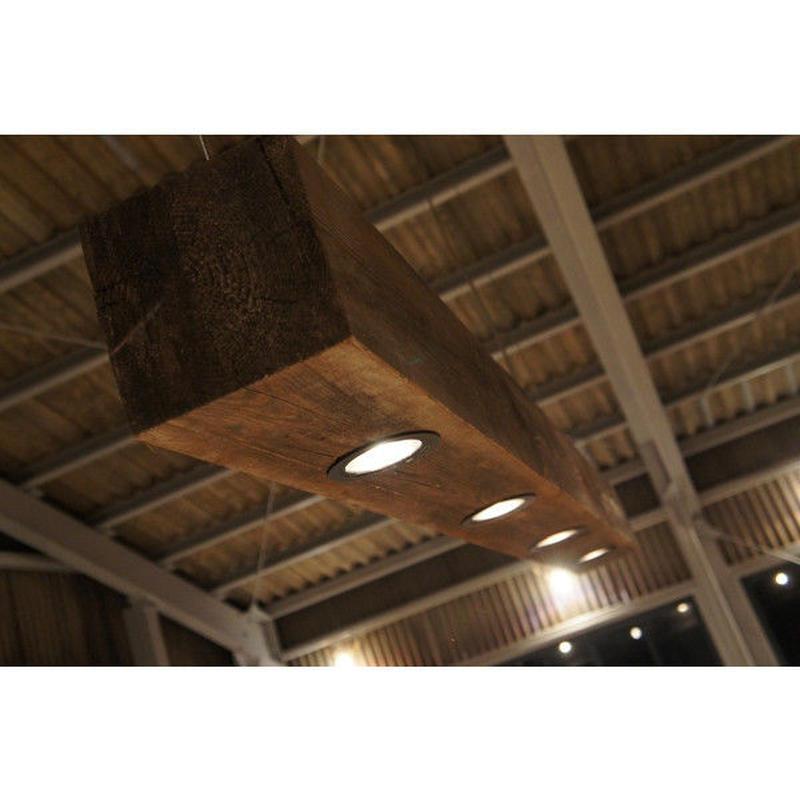 エイジングウッド 天井照明 vintage