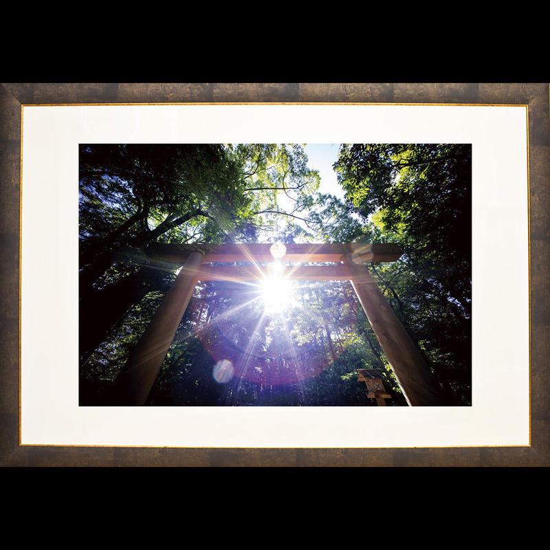 神という名の光(Lサイズ)