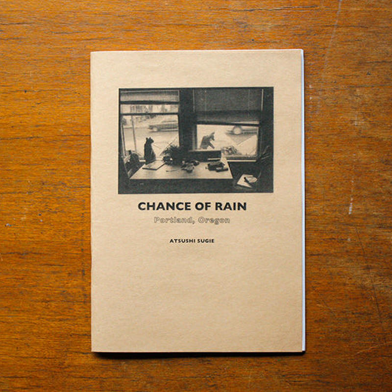 [Zine] CHANCE OF RAIN
