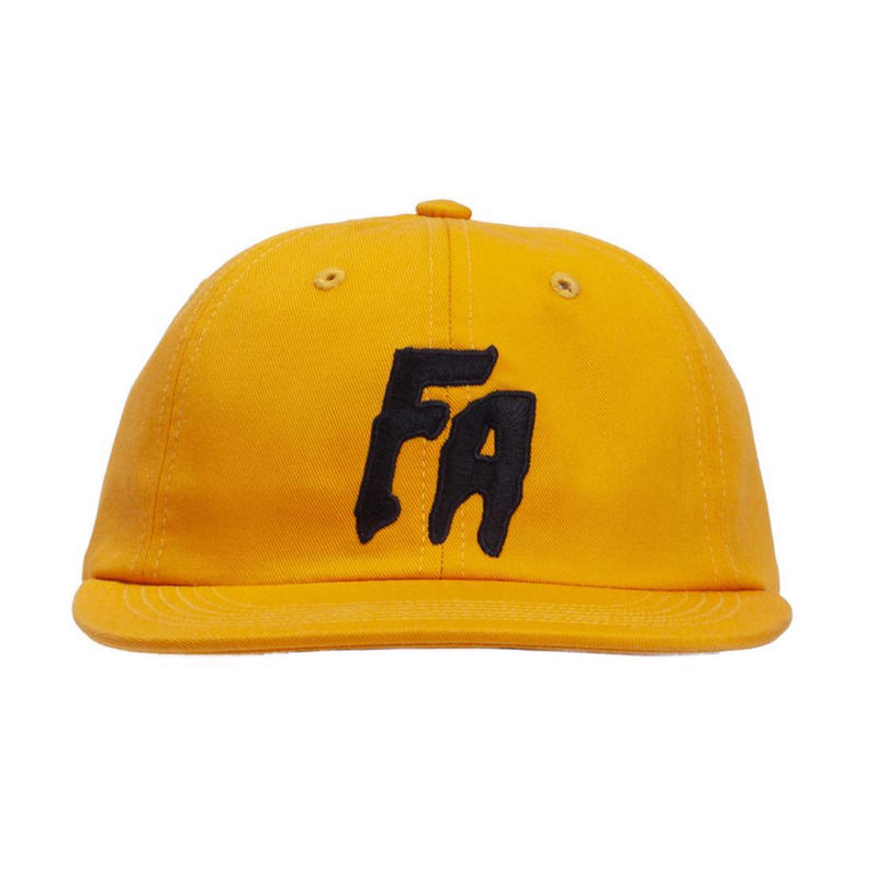 FUCKINGAWESOME Seduction Of The World Hat (GOLD, ROYAL)