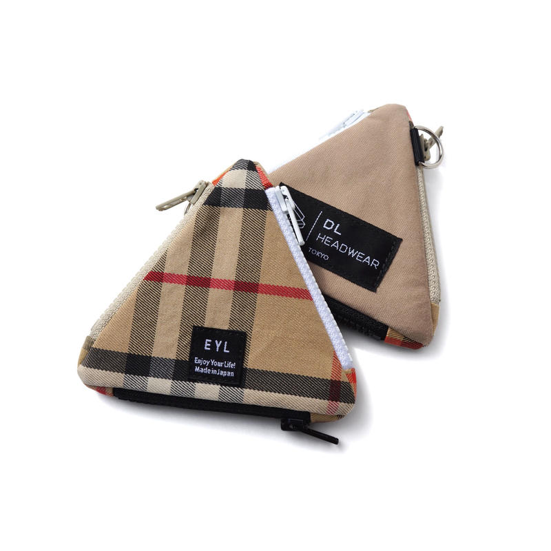 DL x EYL Triangle Coin Purse