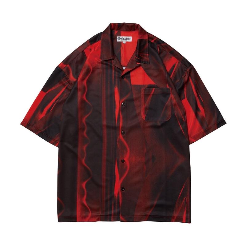 Evisen Skateboardsゑ KATANA (RED , BLACK)