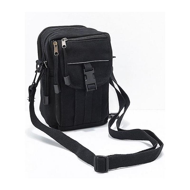 ROTHCO TRAVEL POUCH (BLACK)