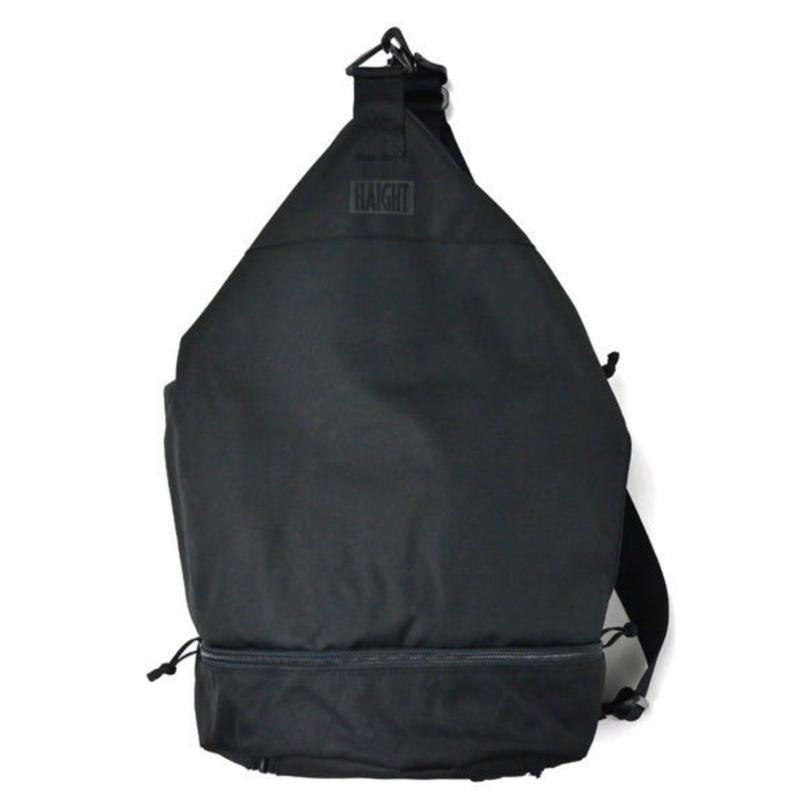 HAIGHT ONE SHOULDER TRAINING BAG (BLACK)