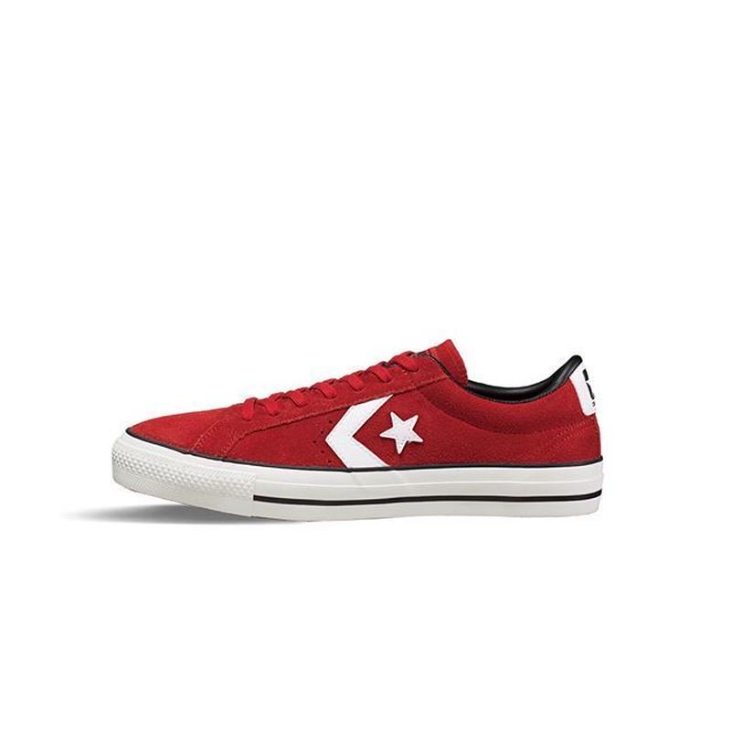 "CONVERSE SKATEBOARDING "" +SERIES"" PRORIDE SK HI + (RED)"