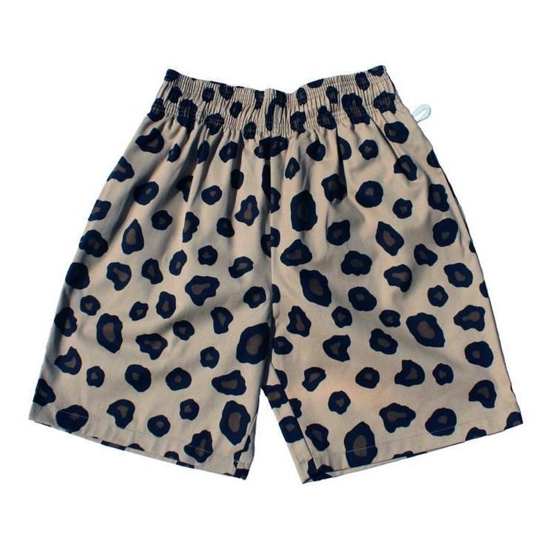 Cookman  Chef Short Pants (Big Leopard)