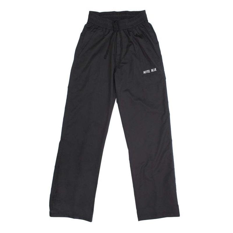 HOTEL BLUE NINJA PANTS (BLACK)