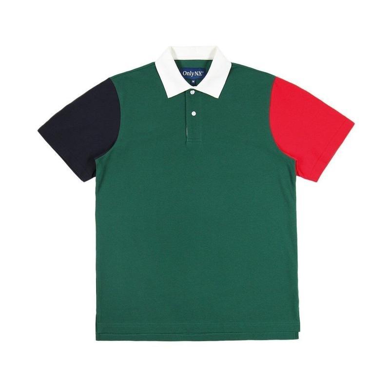 Only NY Piqué Polo Shirt (MULTI, NAVY)