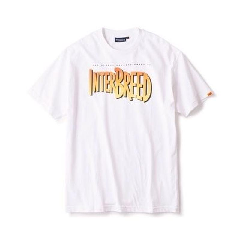 INTERBREED STORYTELLER SS TEE (Royal ,  White)