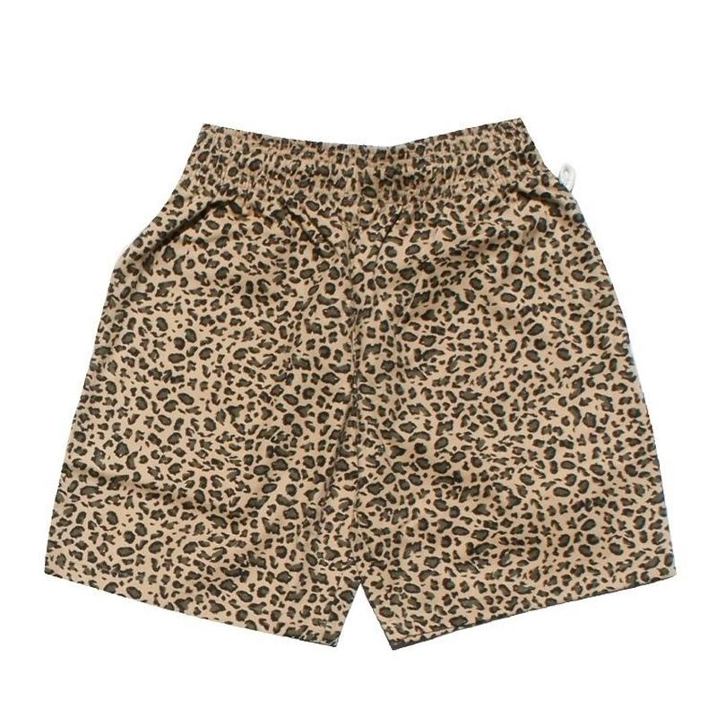 Cookman Chef Short Pants (Leopard)