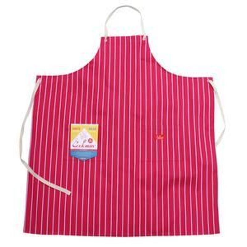 Cookman Long Apron (Pink)