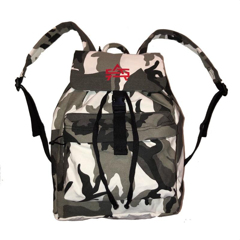 ATTACK ORIGINAL JUNGLE DAY PACK (CITY CAMO)