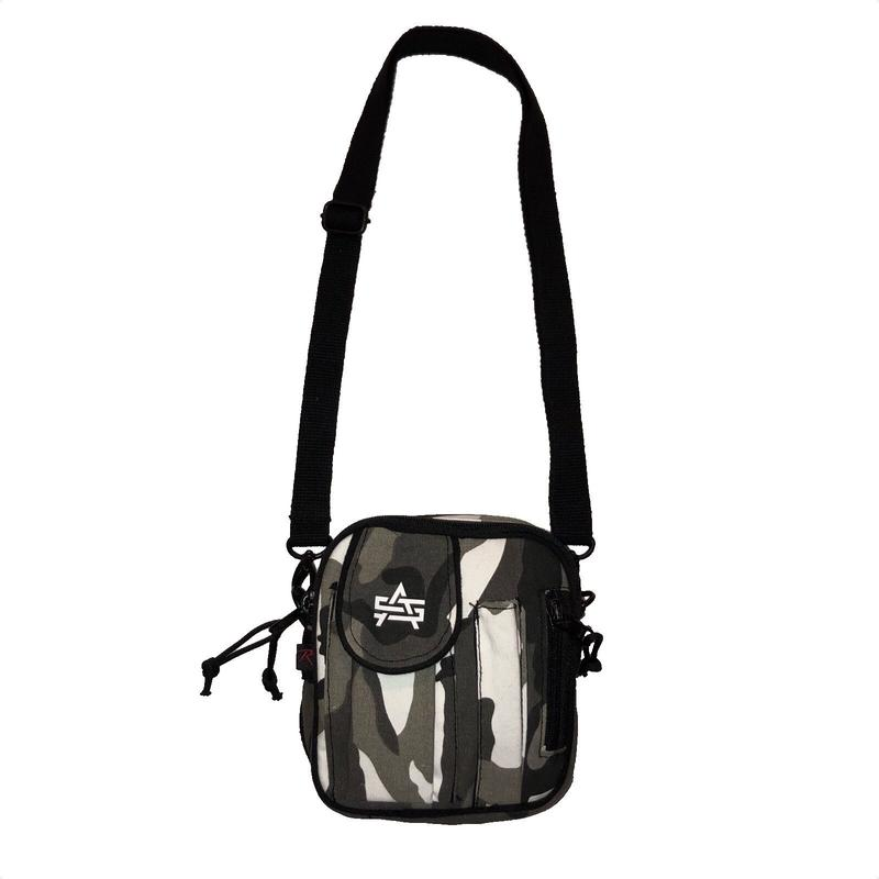 ATTACK ORIGINAL JUNGLE POUCH (CITY CAMO)