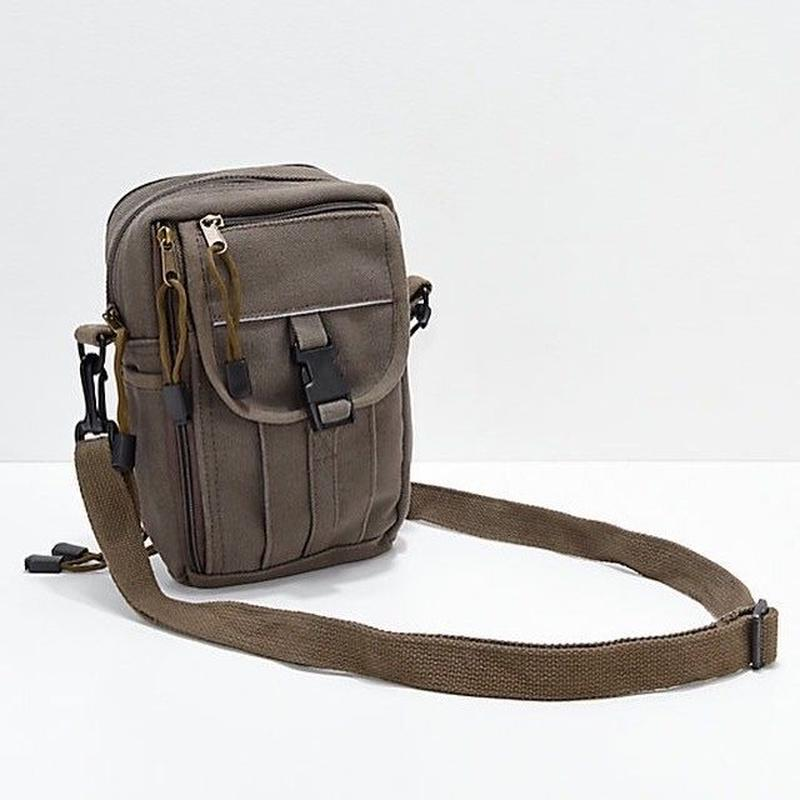 ROTHCO TRAVEL POUCH(OLIVE)