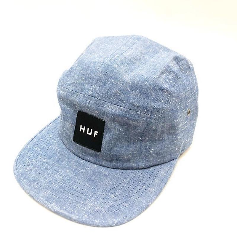 HUF CHAMBRAY VOLLEY (BLUE)