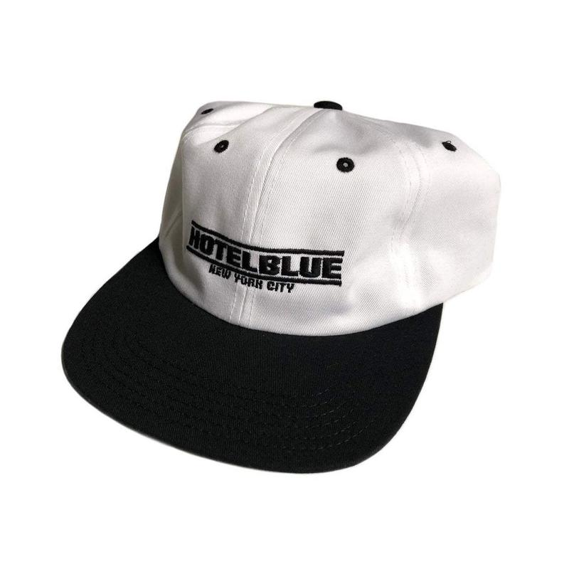 HOTEL BLUE SPEED RACER HAT (BLACK/WHITE , SLATE)
