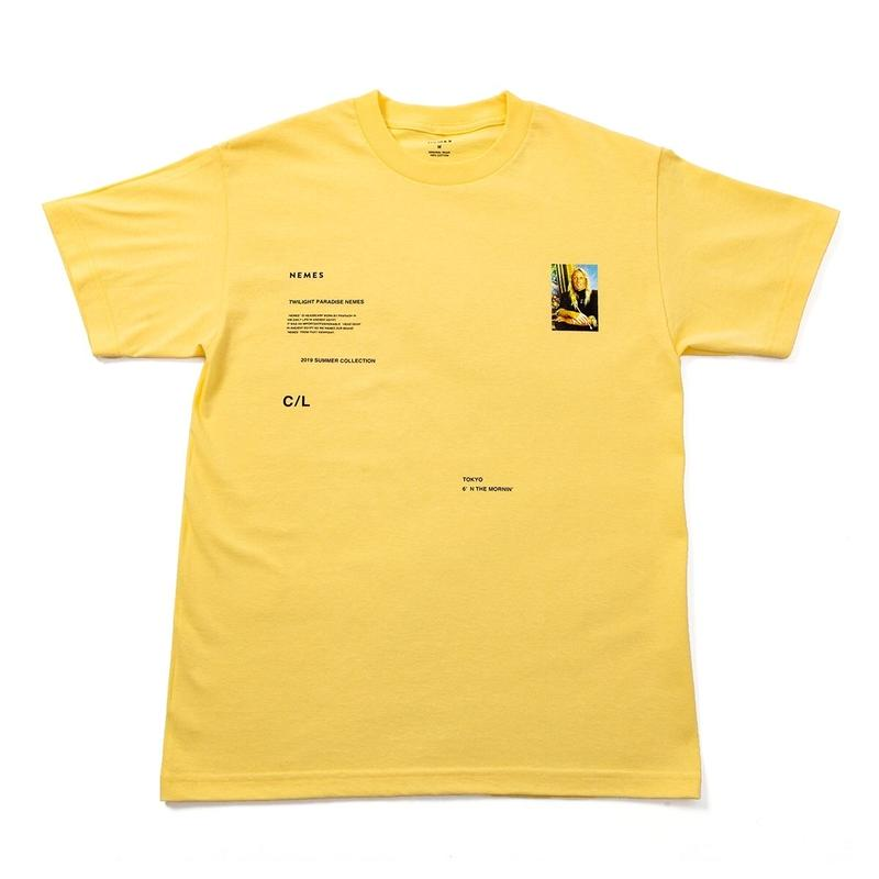 NEMES CL T-SHIRT (YELLOW)